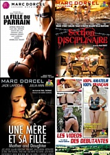 Pack 4 films production fran�aise n�8